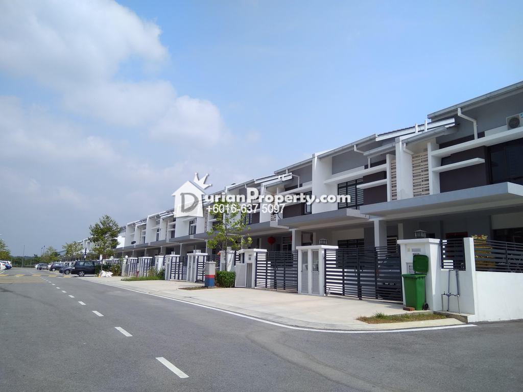 Terrace House For Sale at Bandar Tasik Puteri, Rawang