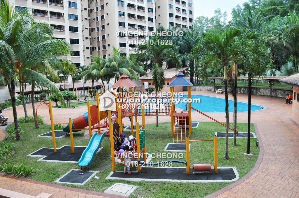 Condo For Sale at Putra Villa, Taman Melati