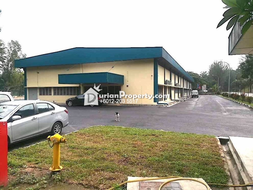 Detached Factory For Sale at Nilai Industrial Estate, Nilai