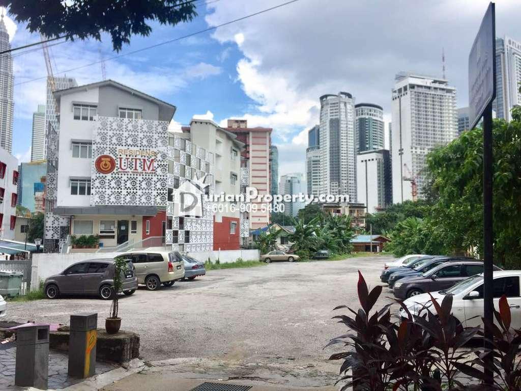 Residential Land For Sale at Kampung Baru, Kuala Lumpur