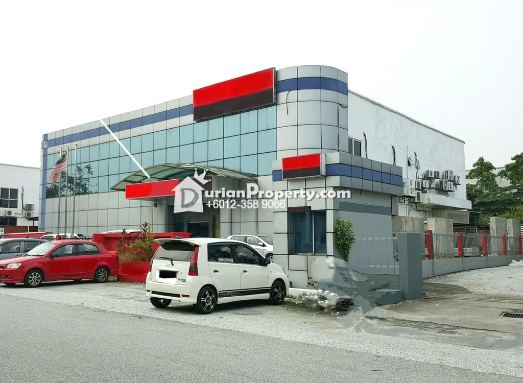 Semi-D Factory For Sale at PJS 11, Bandar Sunway
