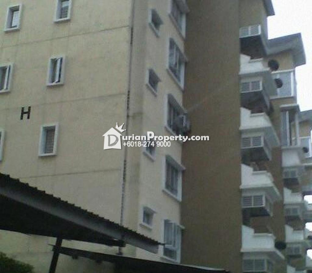 Apartment For Rent at Indah Cempaka, Pandan Indah