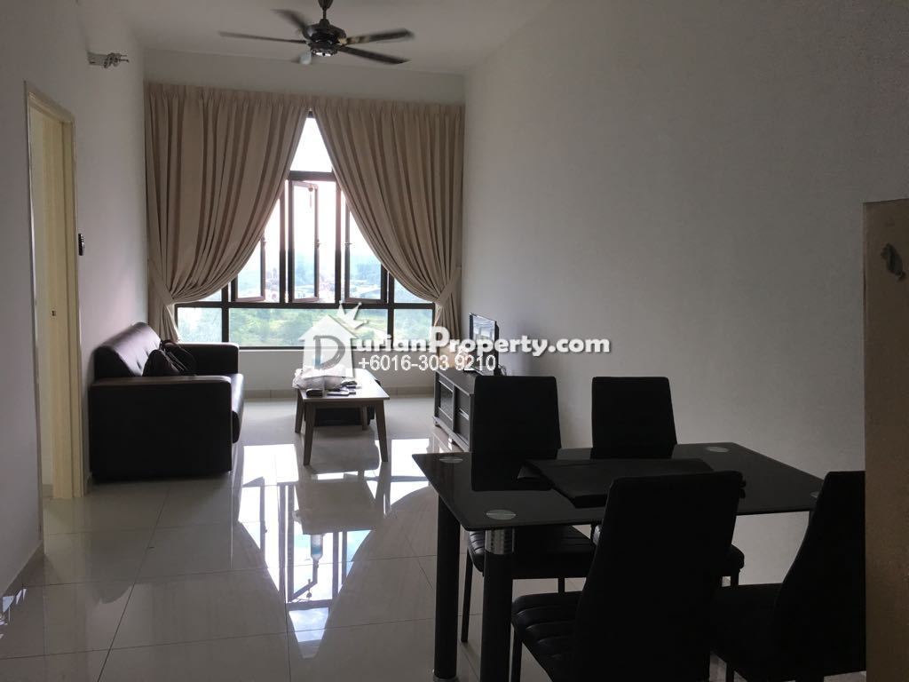 Apartment For Rent at Bistari Impian, Johor Bahru