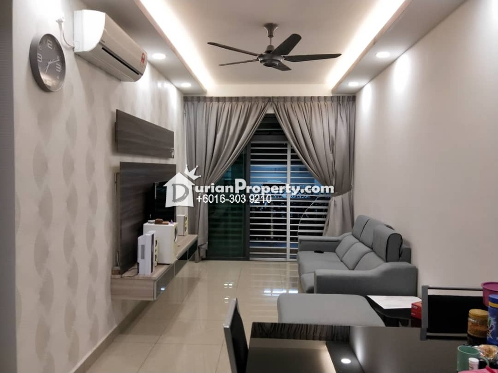 Apartment For Rent at M Condominium @ Larkin, Johor