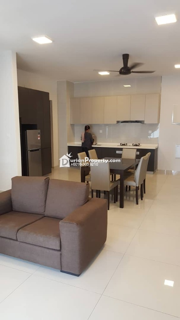 Apartment For Rent at Greenfield Regency, Taman Tampoi Indah