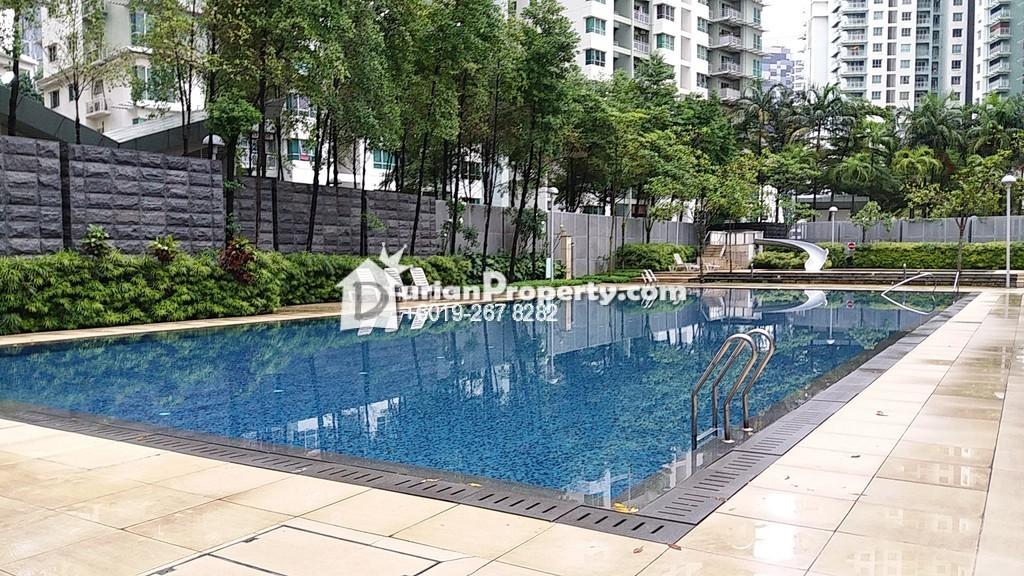 Condo For Rent at Metropolitan Square, Damansara Perdana