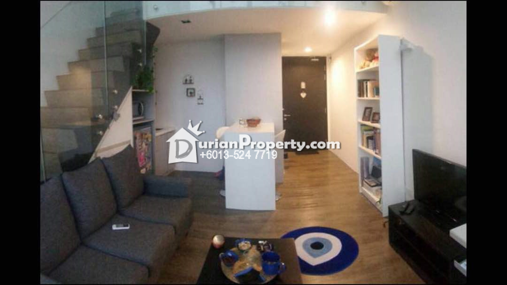 Condo Duplex For Rent at The Place, Cyberjaya