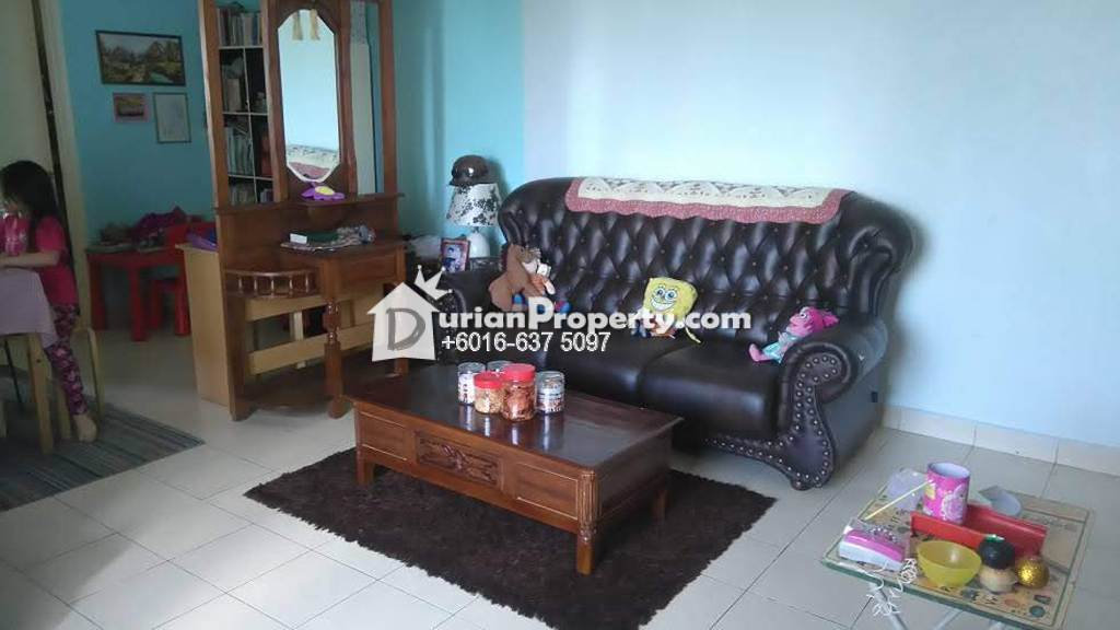 Apartment For Sale at Pangsapuri Kasuarina, Bandar Botanic
