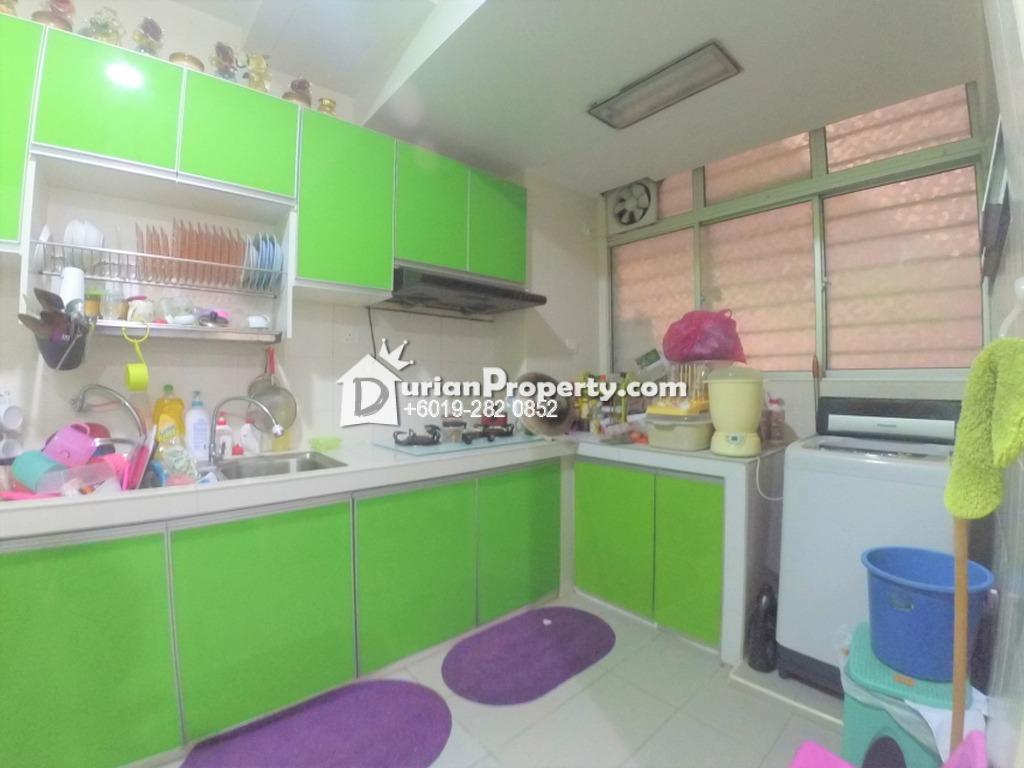 Condo For Sale at Semarak & Penaga Condominium, Taman Raintree