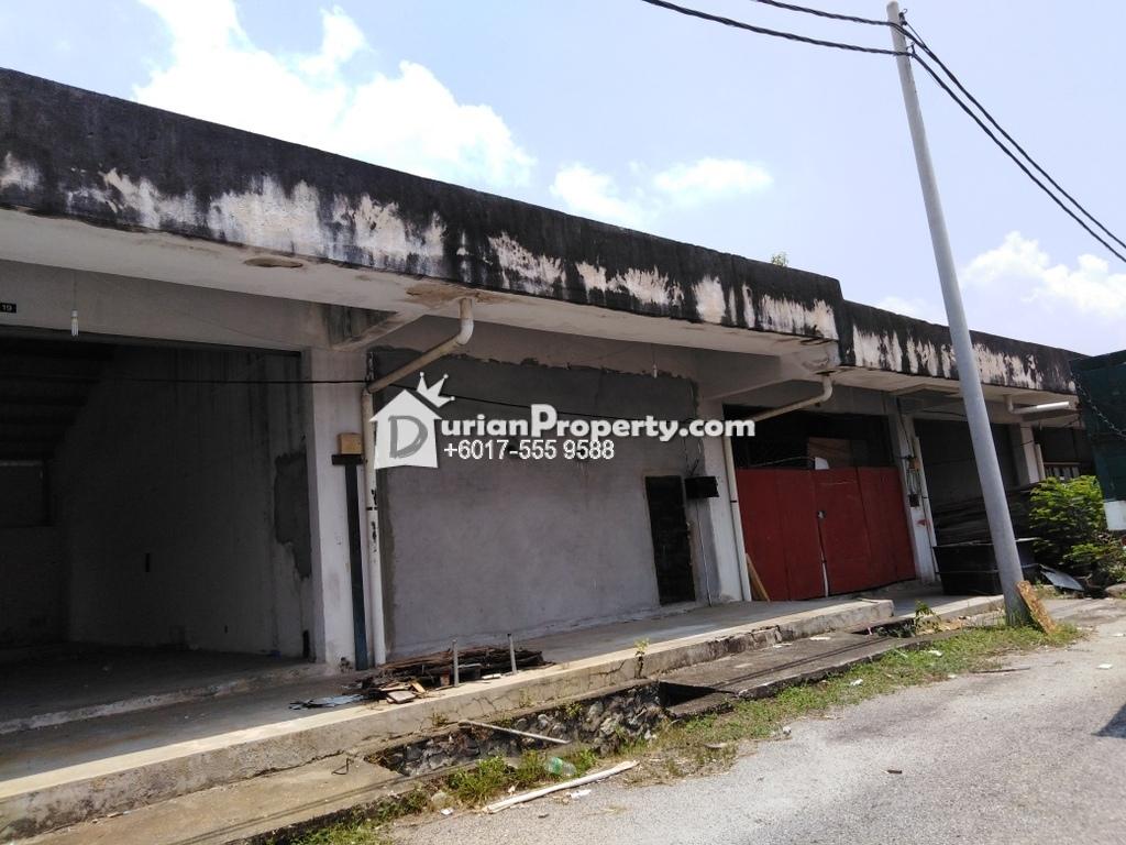 Terrace Factory For Sale at Bandar Bukit Beruntung, Rawang