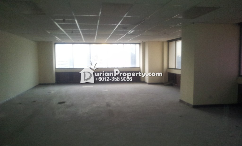 Office For Rent at Wisma Hangsam, Pudu