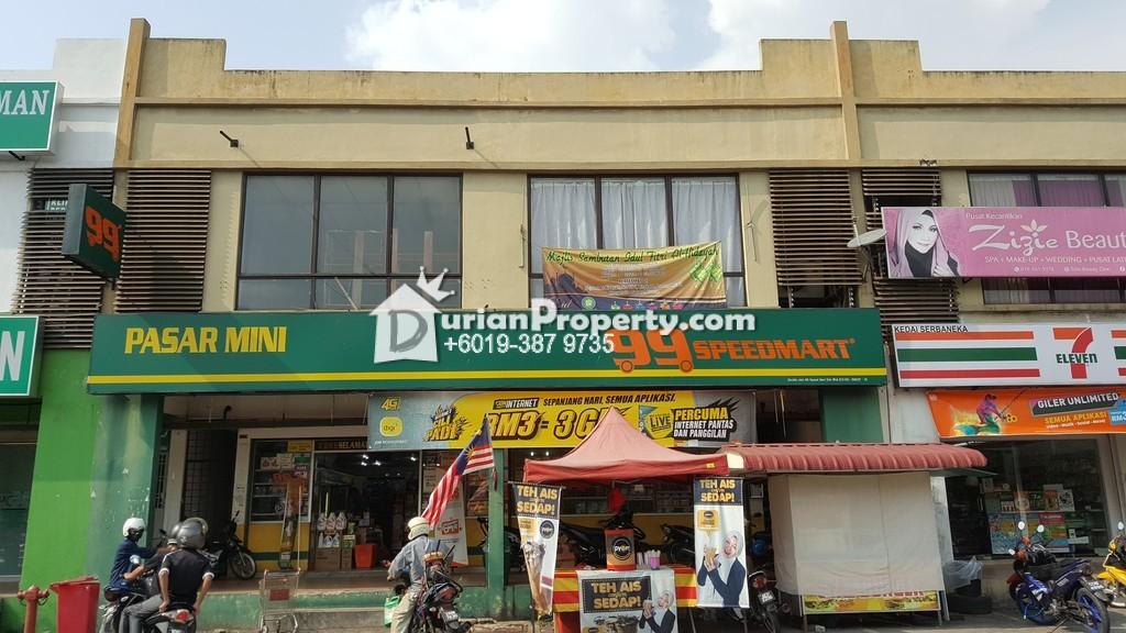 Semi D For Sale at BRP 7, Bukit Rahman Putra