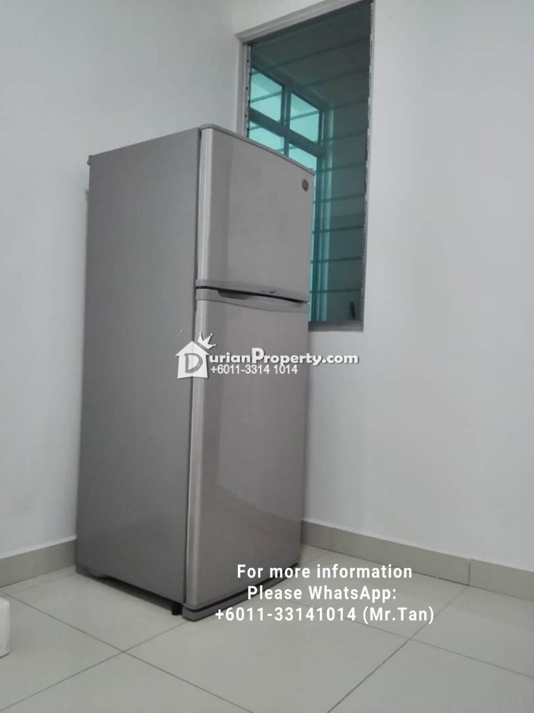 Serviced Residence For Rent at Goodfields Residence, Bukit Minyak
