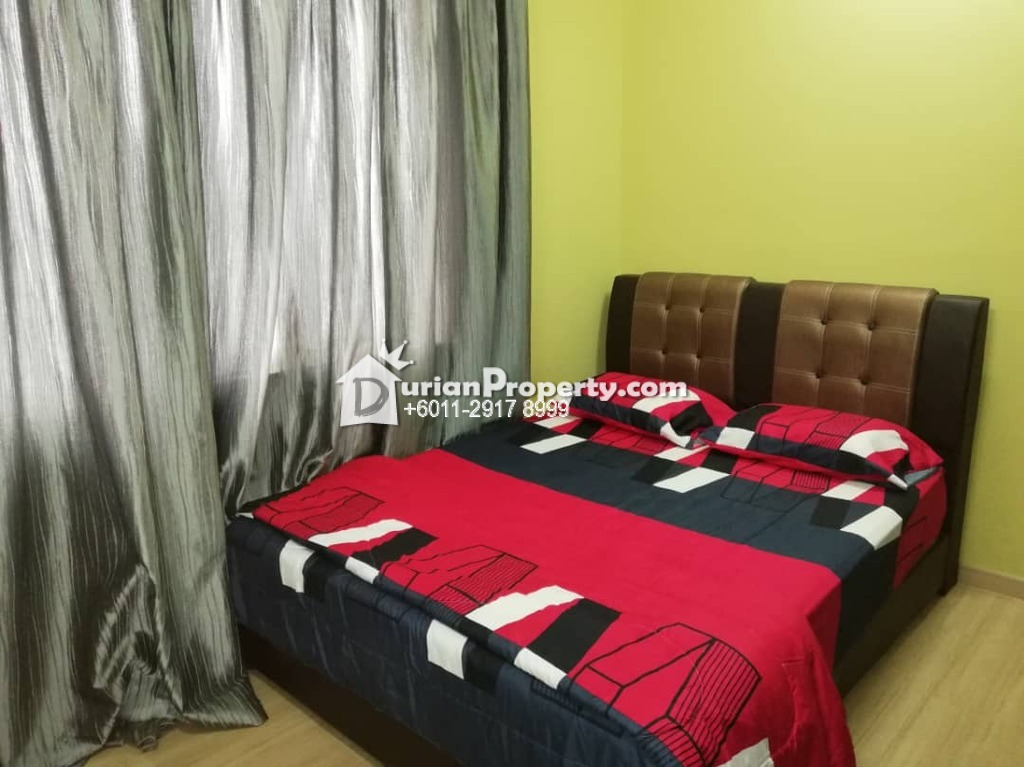 Apartment For Rent at TTDI Adina, Shah Alam