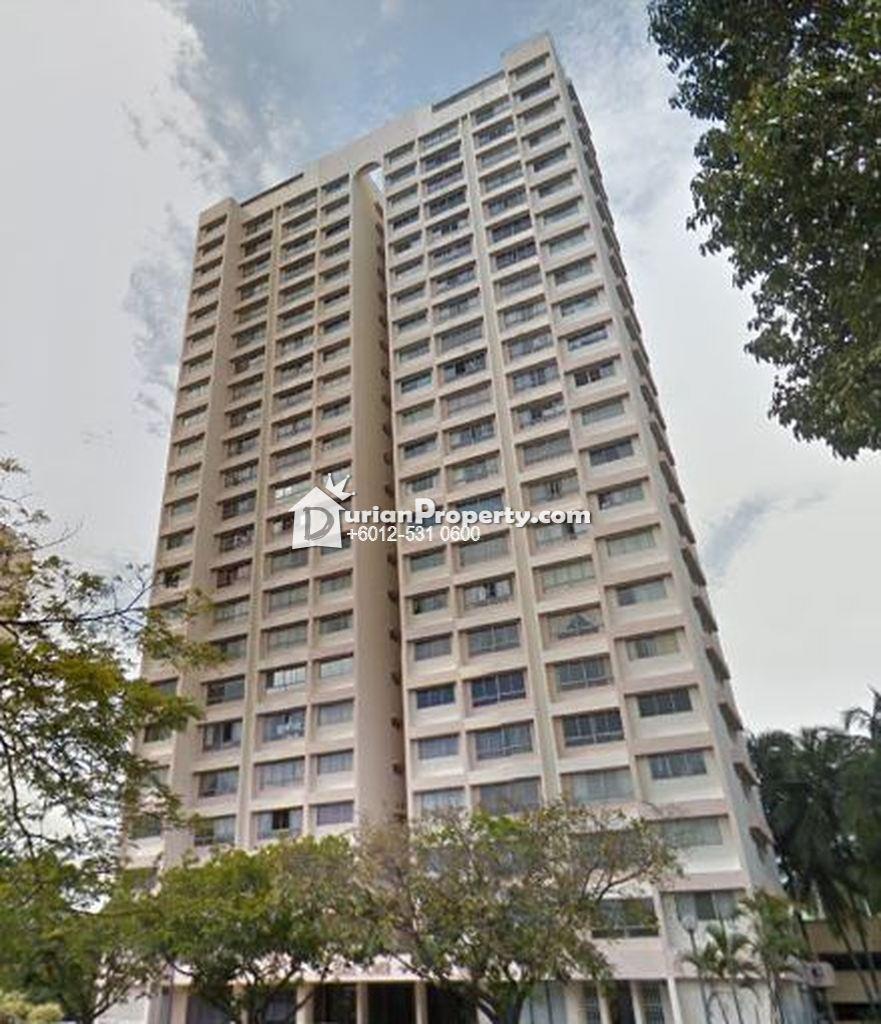Condo For Auction at Jade Tower, Ampang