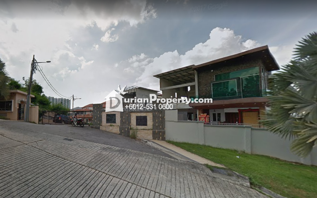 Semi D For Auction at Greenview Heights, Old Klang Road