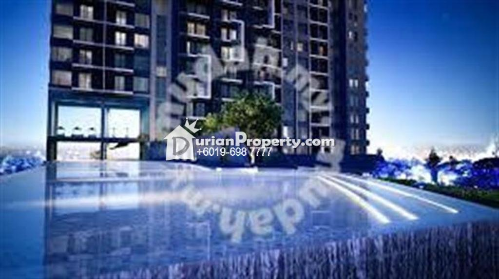 Condo For Sale at New Green Park, Rawang