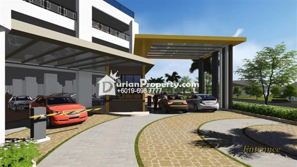 Condo For Sale at New Green Park, Rawang