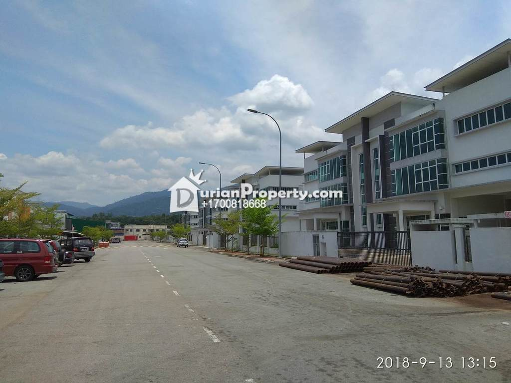 Semi-D Factory For Auction at Semenyih Integrated Industrial Park, Semenyih
