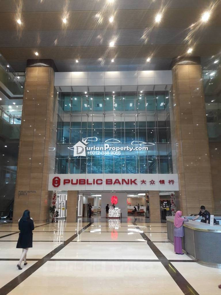Office For Rent At Menara Public Bank Klcc For Rm 37 500 By Benny Chew Durianproperty
