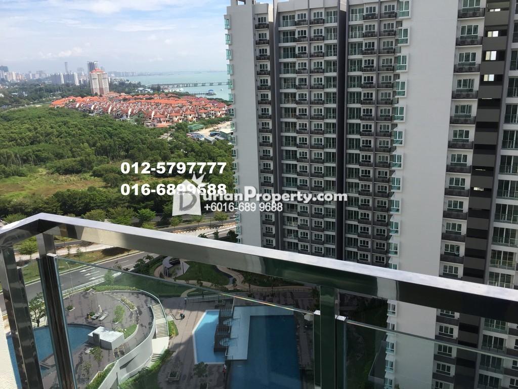 Condo For Sale at Tropicana Bay Residences, Bayan Indah