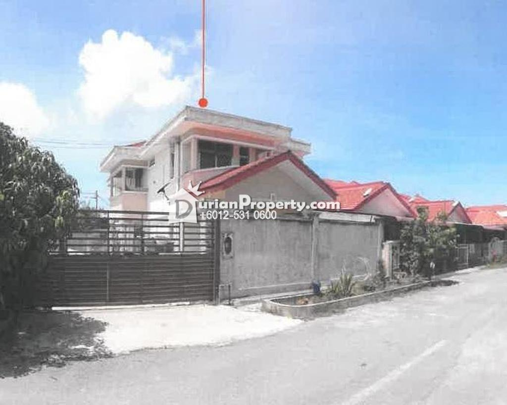 Terrace House For Auction at Kota Bharu, Kelantan