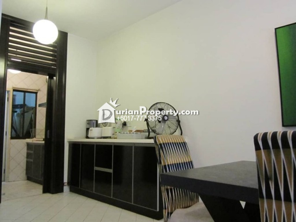 Condo Duplex For Rent at Armanee Condominium, Damansara Damai