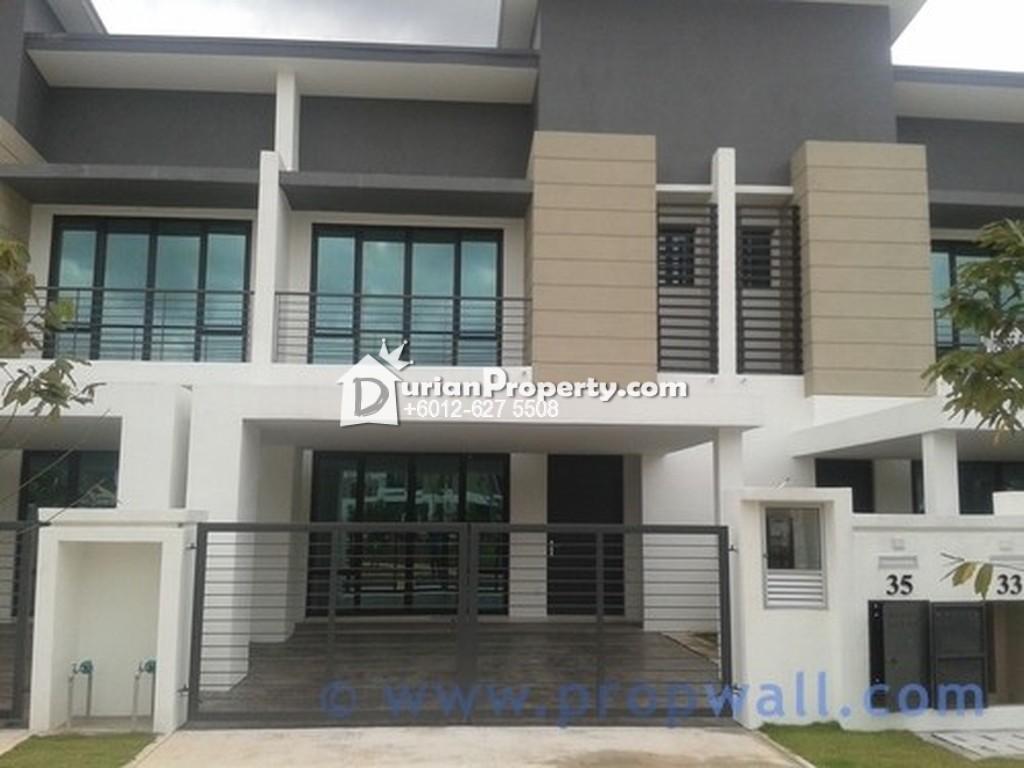 Terrace House For Sale at Ukiran, Alam Impian