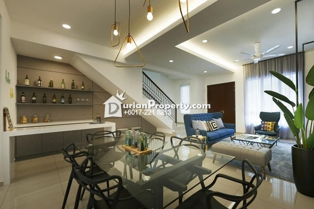 Terrace House For Sale at Nilai Springs Heights, Putra Nilai