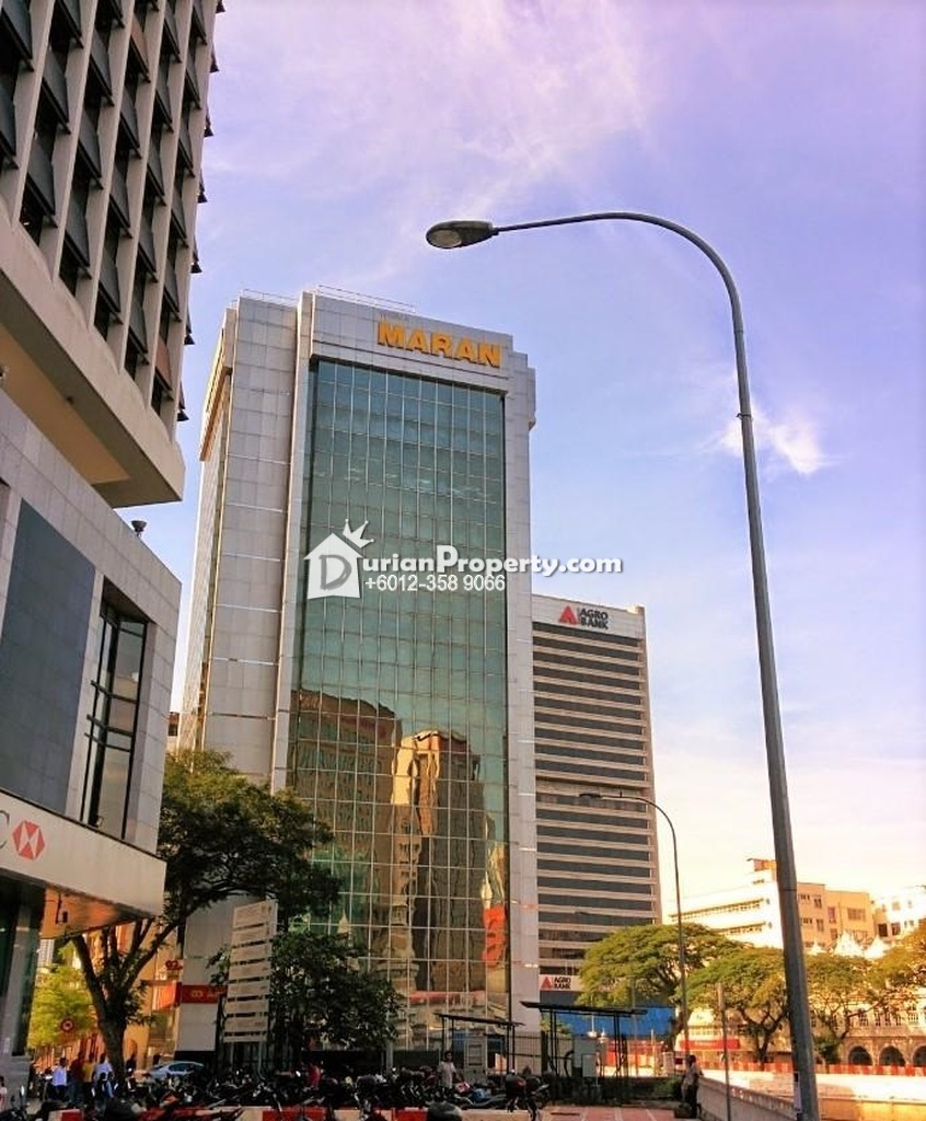 Office For Rent at Wisma Maran, KLCC