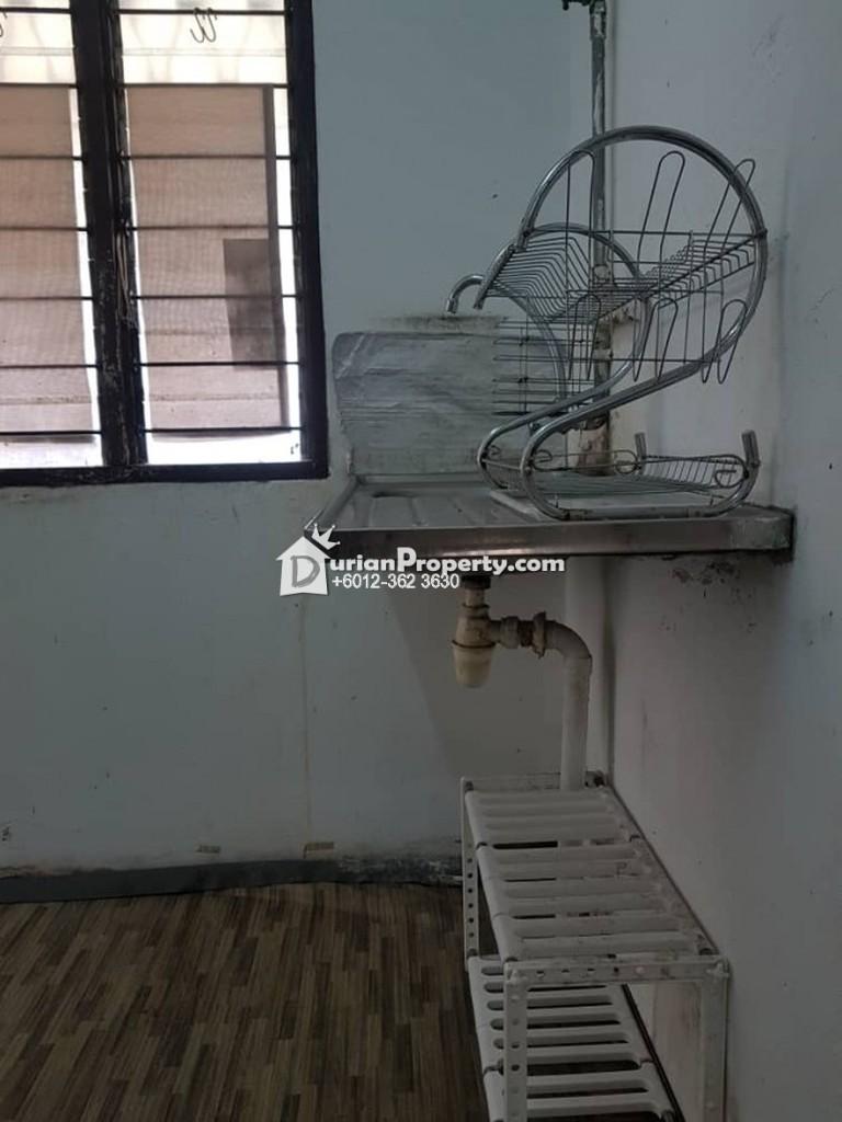 Flat For Rent at Section 2, Wangsa Maju