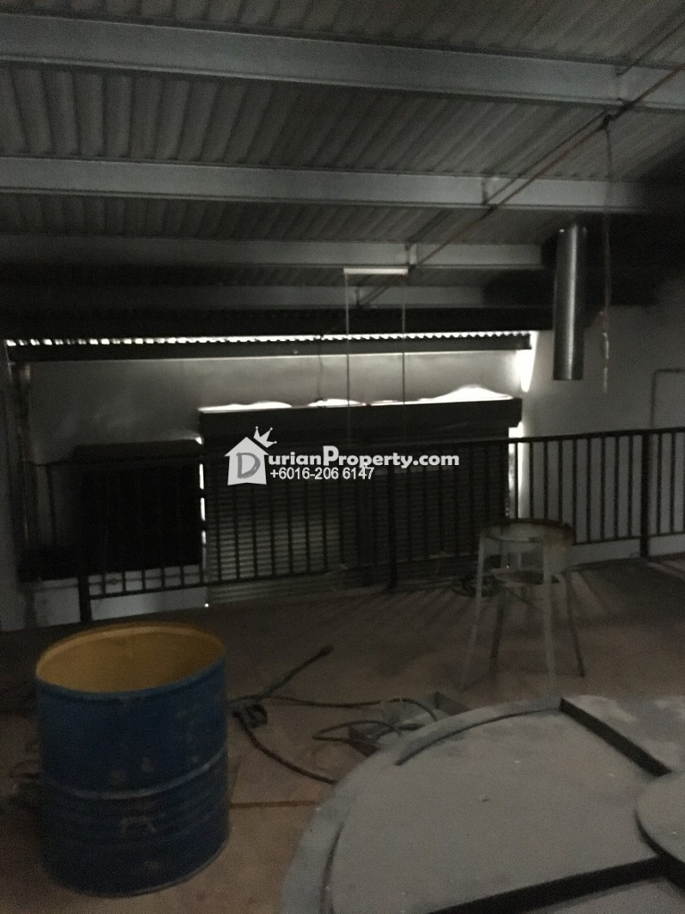 Terrace Factory For Sale at Taman Seremban Jaya, Seremban