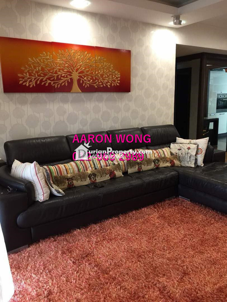 Serviced Residence For Sale at D'Alamanda, Cheras