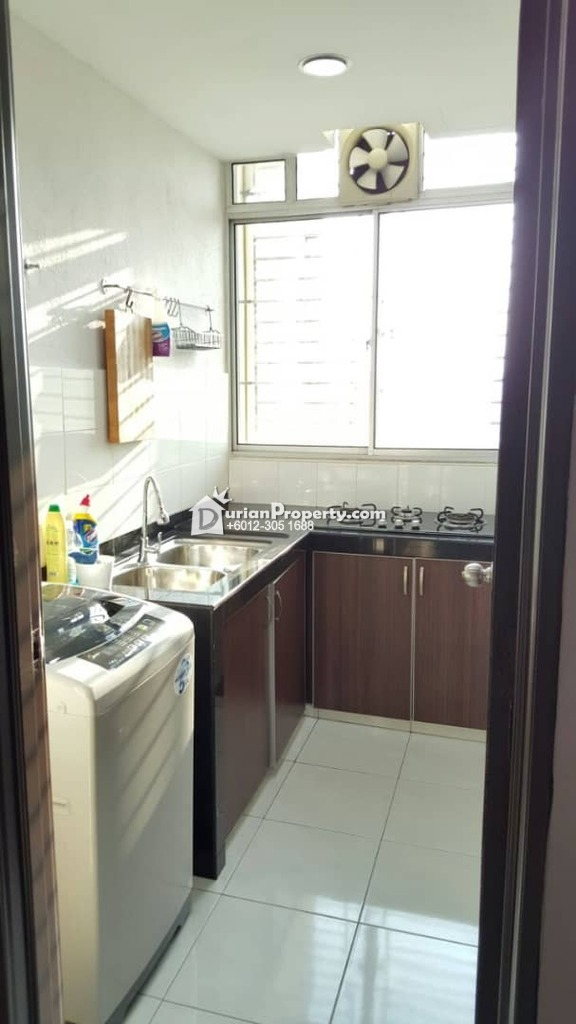 Condo For Sale at Diamond Regency, Setapak