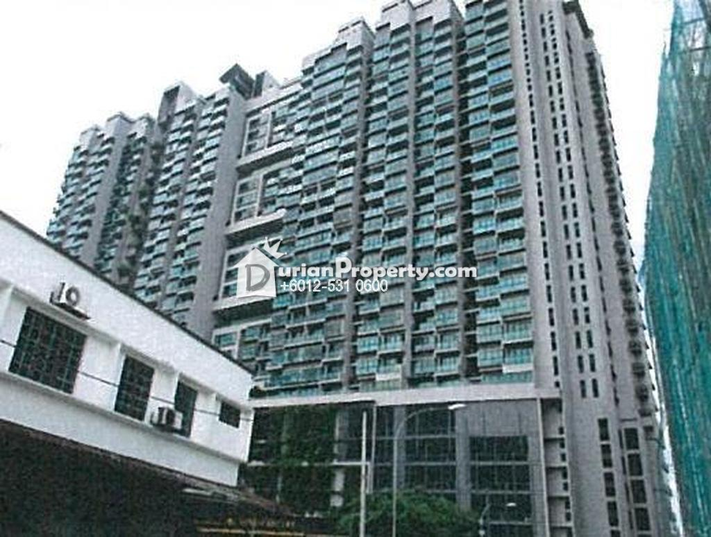 Retail Space For Auction at The Leafz, Sungai Besi
