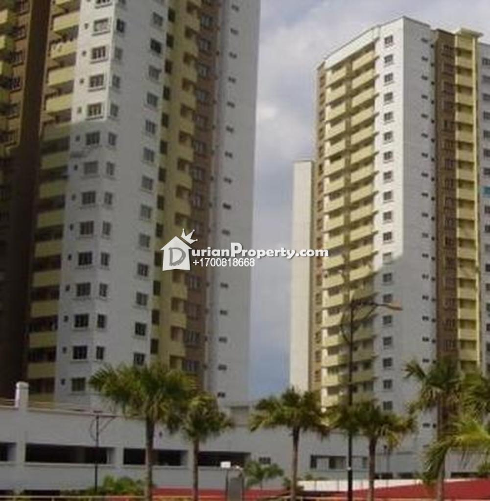 Condo For Auction at Magna Ville, Batu Caves