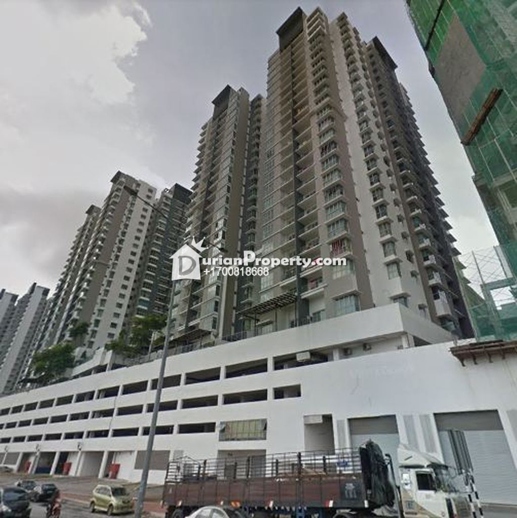 Apartment For Auction at Taman Serdang Perdana, Seri Kembangan