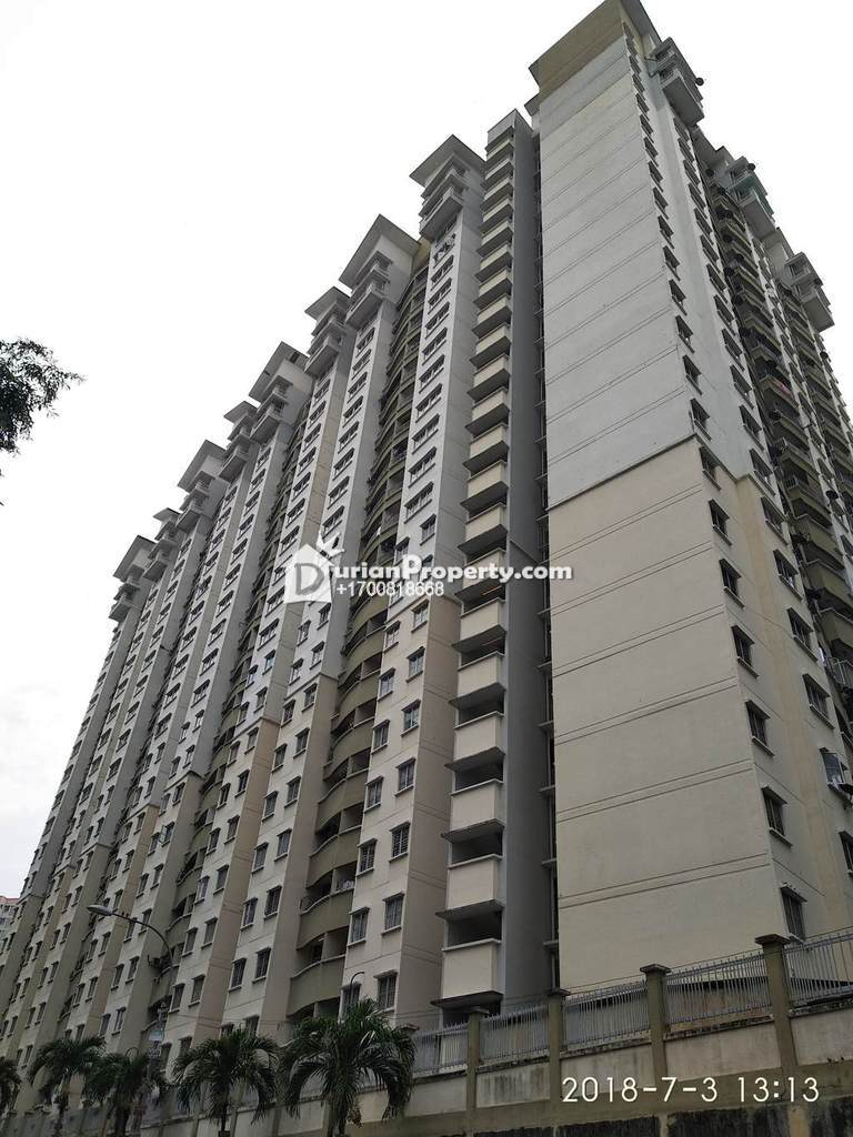 Condo For Auction at Widuri Impian, Desa Petaling