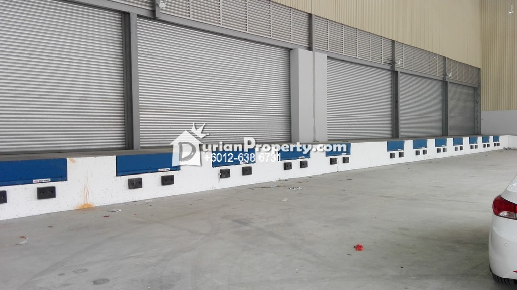 Detached Warehouse For Rent at Shah Alam Technology Park, Shah Alam