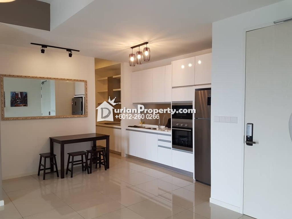 Serviced Residence For Rent at EcoSky, Taman Wahyu