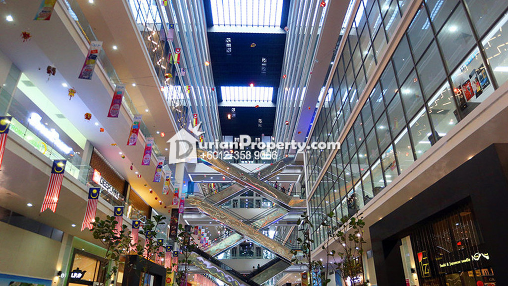 Retail Space For Rent at One City, USJ