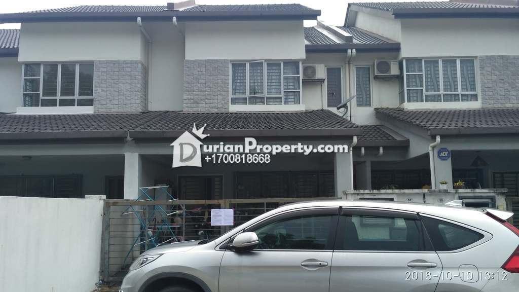 Terrace House For Auction at Bandar Nusa Rhu, Shah Alam