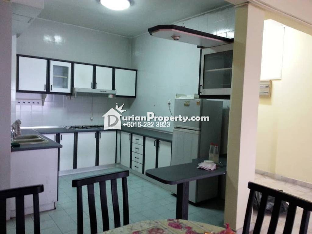 Condo For Rent at Robson Heights, Seputeh