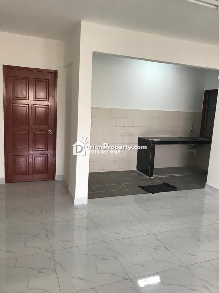 Apartment For Rent at Subang Suria Apartment, Shah Alam