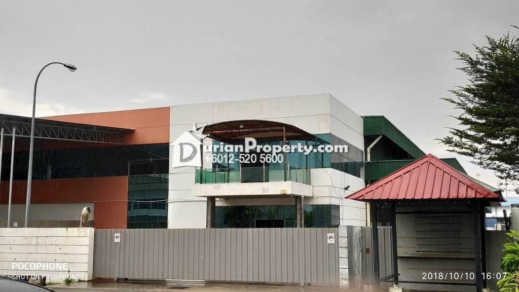 Terrace Factory For Auction at Kawasan Perindustrian Bukit Minyak, Simpang Ampat
