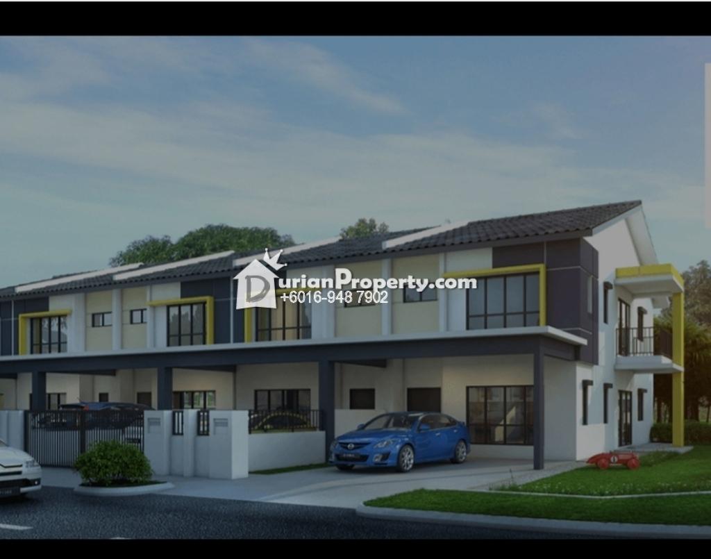 Terrace House For Sale at Pusat Bandar Rawang, Rawang