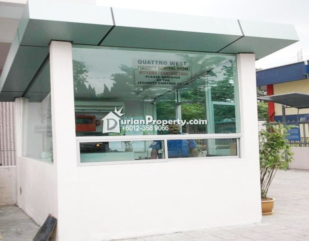 Office For Rent at Quattro West, Petaling Jaya