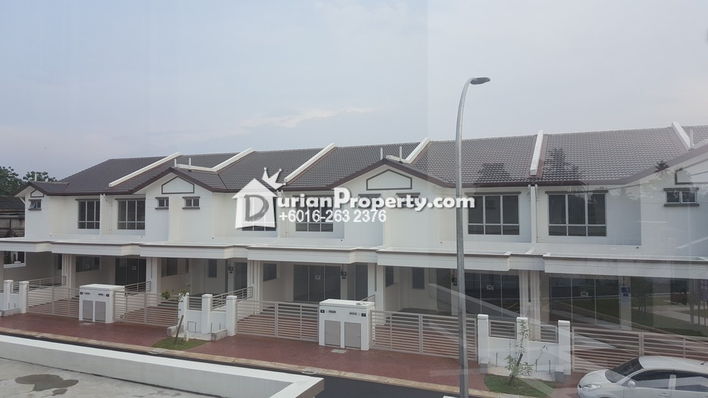Terrace House For Sale at Seksyen U19, Shah Alam