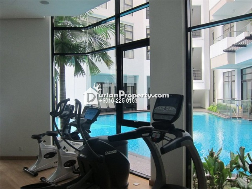 Condo For Rent at Gallery U-Thant, Ampang Hilir