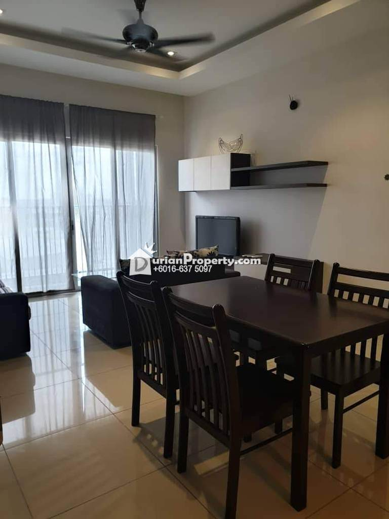 Serviced Residence For Sale at The Wharf Residence, Taman Tasik Prima